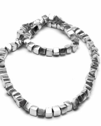 Collana alluminio riciclato Vesto Pazzo - C 510