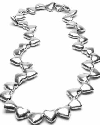 Collana alluminio riciclato Vesto Pazzo - C 507
