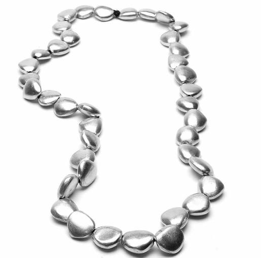 Los Angeles 8fe6c 1c88f Collana alluminio riciclato Vesto Pazzo - C 508