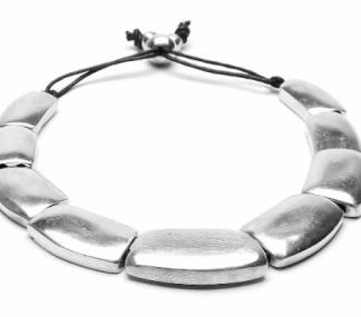 Collana alluminio riciclato Vesto Pazzo - C 532