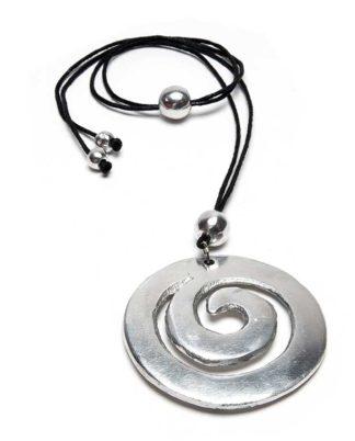 Pendente spirale-ronde by Vesto Pazzo