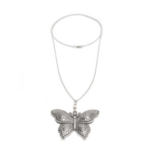 collana farfalla arabesqu