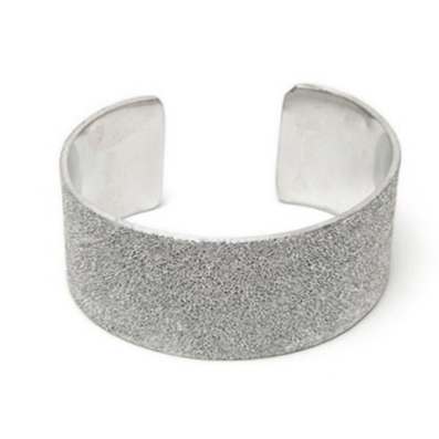 LUC6005 - Bracciale alluminio diamantato by Vestopazzo