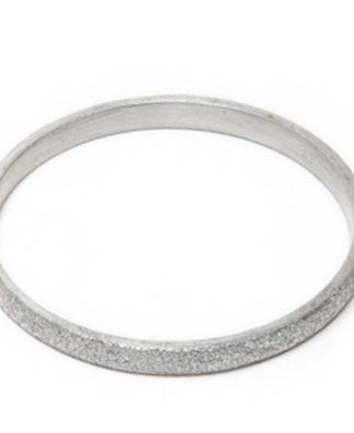 Bracciale- Linea LUCES by Vestopazzo new line 2018/2019 - Alluminio diamantato, nickel free - In esclusiva da Pois Nero Ladispoli