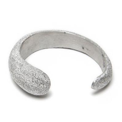LUC6009 - Bracciale rigido alluminio diamantato by Vestopazzo