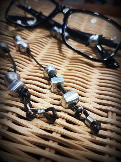 catenella per occhiali by Pois Nero Ladispoli