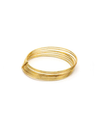 Bracciale 7 micro bracciali legati
