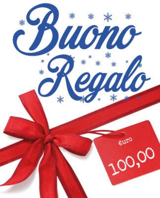 Buono Regalo 100 euro, Natale 2020