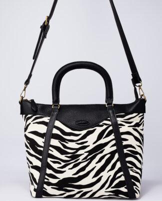 Borsa Surkana Zebra