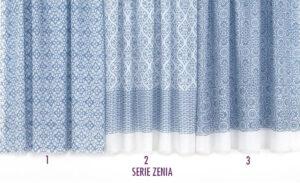 Foulard serie Zenia. Viscosa 100% - 70x180 cm